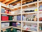 Dijamin Gudang Rapi Tidak Berantakan Lagi, Terapkan 10 Cara Ini di Rumah