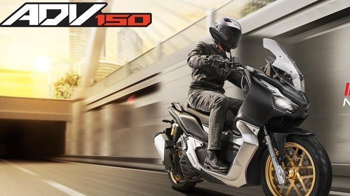 Ini Spersifikasi dan Harga Motor Matic Terbaru Honda ADV 150 Edisi Spesial