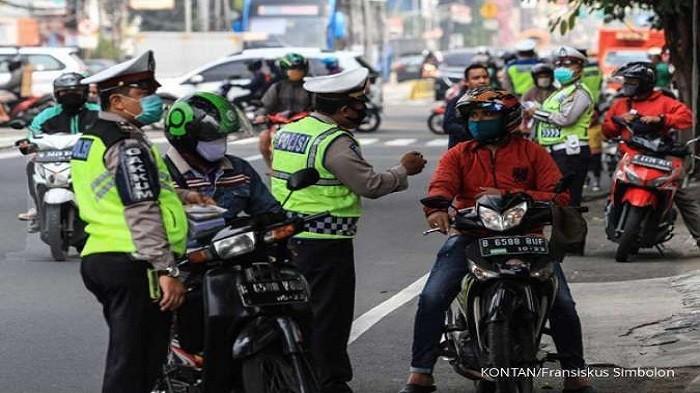 Jenis-jenis Pelanggaran yang Bikin SIM Dicabut Oleh Polisi