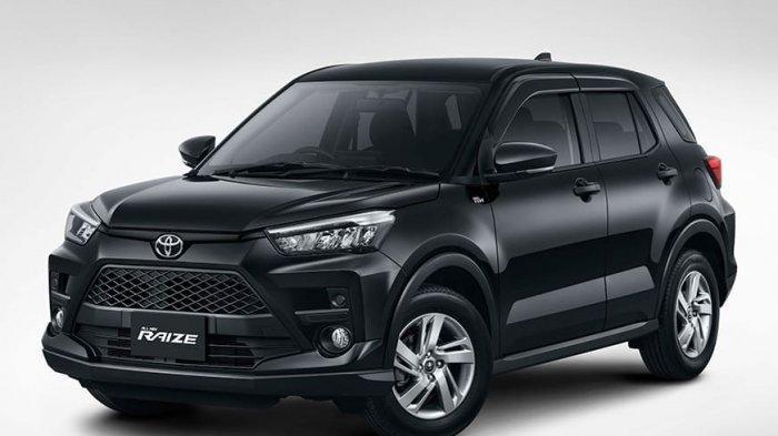 Rekomendasi 3 Pilihan Mobil Baru Seharga Toyota Raize di Wilayah DKI Jakarta