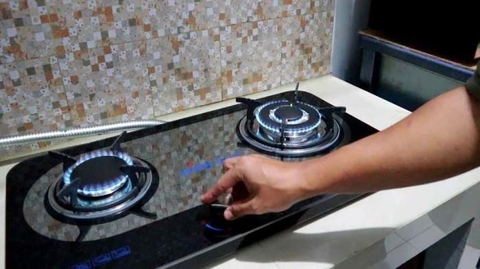 Tips menghemat gas elpiji di rumah