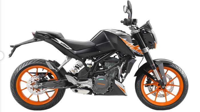 Berminat Beli Motor Naked Pabrikan Eropa? Cek Harga dan Simulasi Kredit KTM Duke 200 di Jakarta 2021