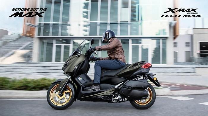 Cari Skutik Bongsor Murah? Cek Harga Bekas Yamaha XMAX 2021 di Jakarta