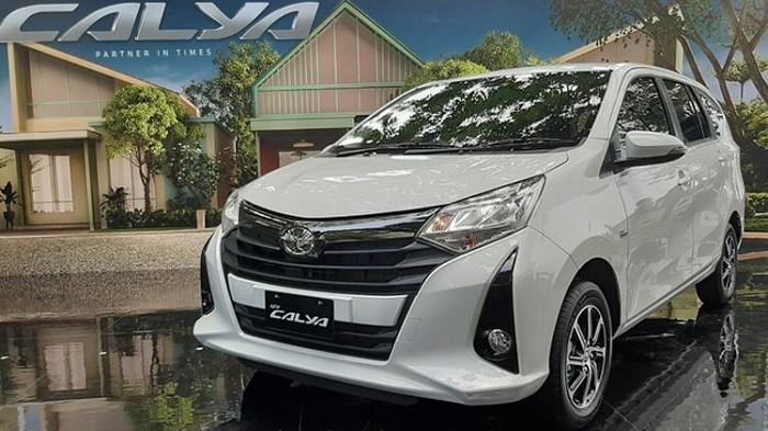 Cek Harga Mobil MPV Toyota Calya Terbaru Juli 2021, Bisa Kredit dengan Tenor Hingga 60 Bulan