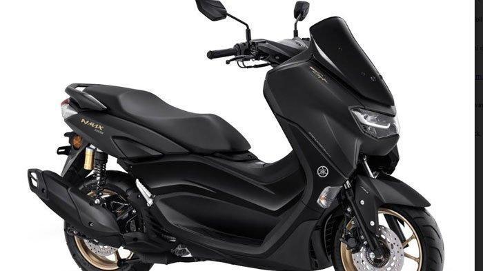 Cek Harga Motor Bekas Yamaha All New NMAX Tahun 2017 dan 2018