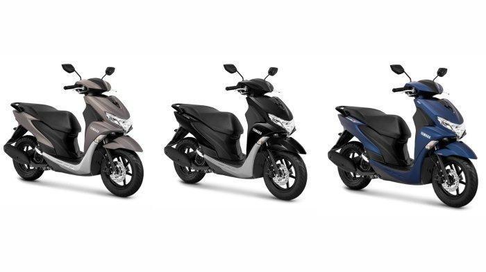 Cek Harga Motor Matik Terbaru Yamaha yang Jadi Pesaing Honda BeAT