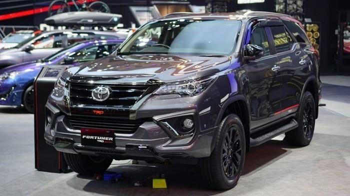 Cek Harga dan Skema Kredit Toyota Fortuner OTR Jakarta, Bulan Juli Masih Dapat Insentif PPnBM