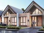 Hunian Generasi Milenial di Barat Jakarta, Cek Harga Rumah Cluster Burgundy dan Kenanga