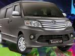 Mobil Pintu Geser Murah, Cek Harga Daihatsu Luxio Tipe X Produksi Tahun 2013 - 2018