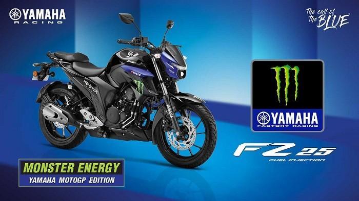 Motor Baru Yamaha FZ25MotoGPEdition 2021 Meluncur, Cek Harganya yang Lebih Murah dari NMAX