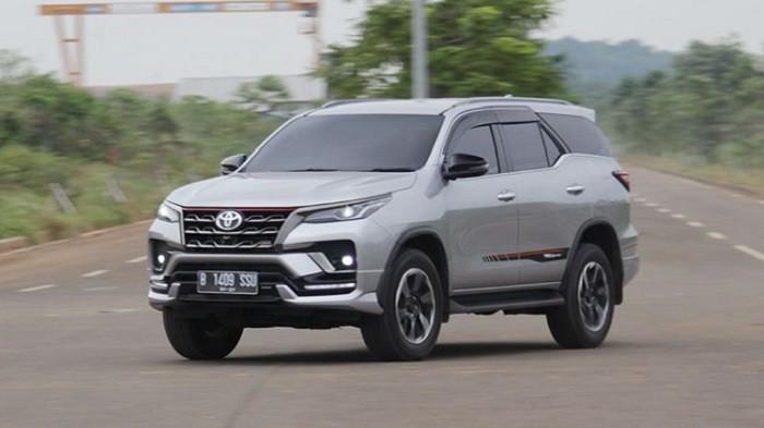 Paling Banyak Diminati, Yuk Cek Harga Bekas Toyota Fortuner VRZ 2016 - 2017 di Jakarta dan Banten