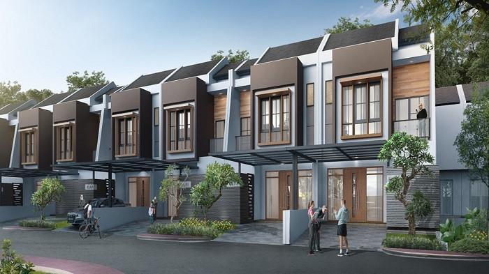 Pilihan Rumah Cluster Platinum Garden di Daerah Bekasi, Cek Harga Huniannya