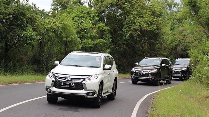 Cek Harga Bekas Mobil Tangguh Mitsubishi Pajero Exceed 4x2 di Wilayah DKI Jakarta Awal Agustus 2021