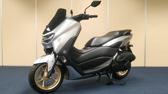 Cek Harga Motor Yamaha NMAX Bekas di Wilayah Jakarta Timur, Dijual Seharga Yamaha Mio M3 Baru